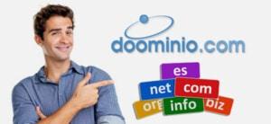 Dominios en Doominio.com