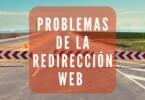 Problemas redirección web