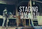 WordPress Staging, trabaja en una copia de tu WordPress